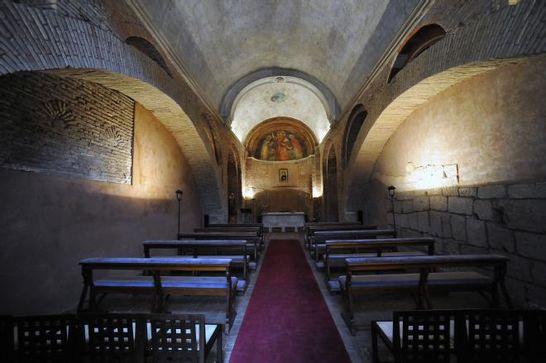 Chiesa dedicata a San Gregorio Nazianzeno, Roma