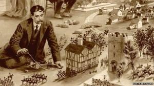 H.G.Wells va alla guerra