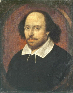 William Shakespeare e Giulio Cesare