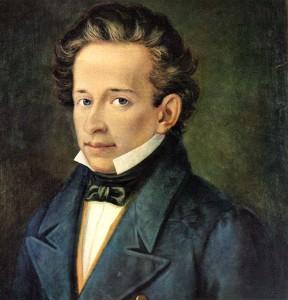 L'Autore, Giacomo Leopardi