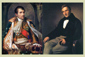 Napoleone, Manzoni, Goethe