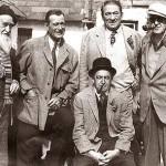 Il cast maschile del film