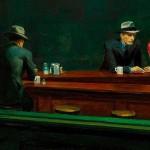 "Edward Hopper: The masterpiece ""Night Hawks"""