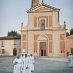 La Chiesa e le consorelle di Santa Clelia