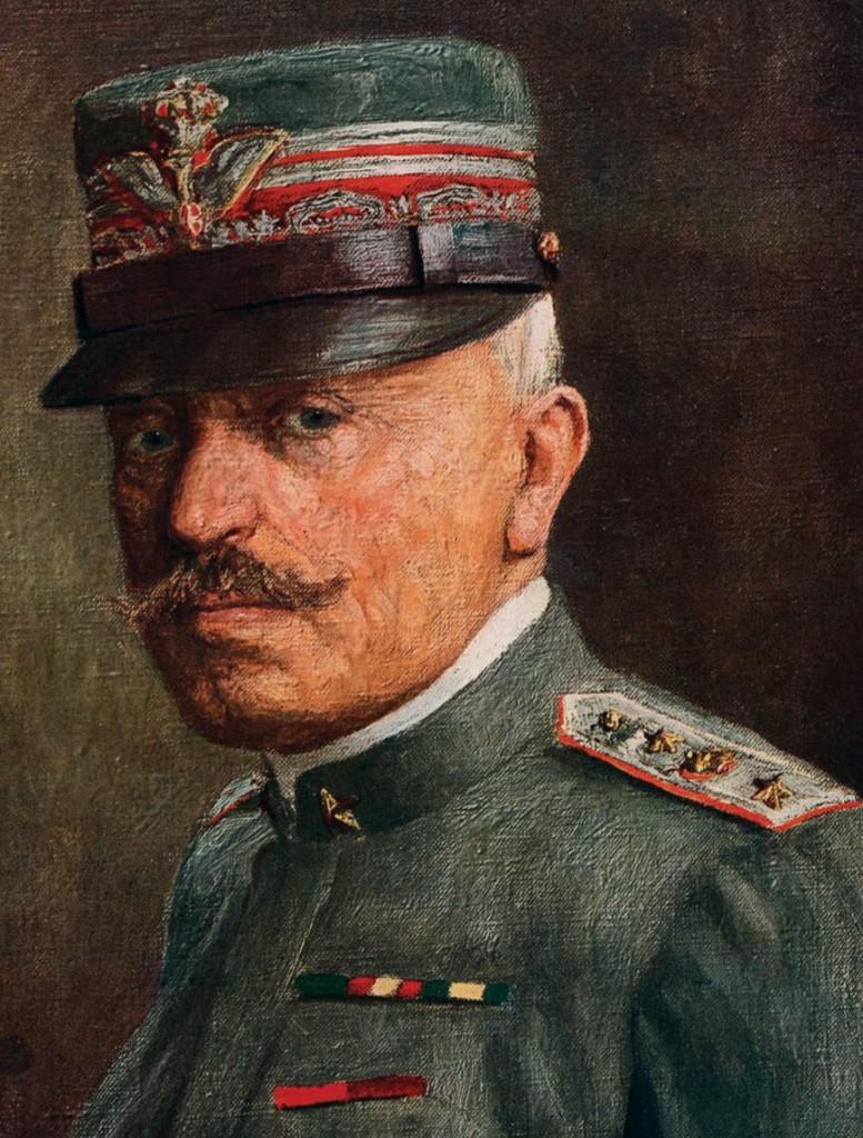 Il Generale Luigi Cadorna (1850-1928)