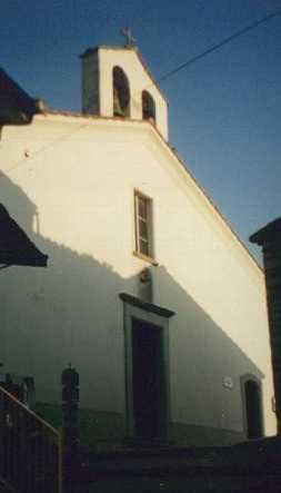 Pietrelcina, la Chiesa di S. Anna, frequentata dal bambino Francesco Forgione (Padre Pio)