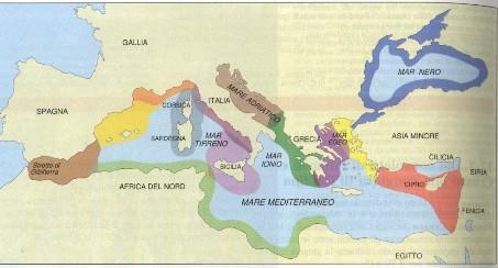 La guerra contro i pirati: il campo di battaglia (67 a.C.)