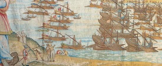 I pirati nel Mediterraneo