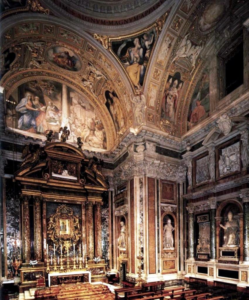 S. Maria Maggiore (Roma): Cappella Paolina