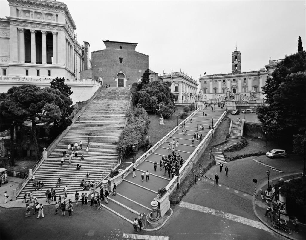 Roma: Campidoglio e Ara Coeli