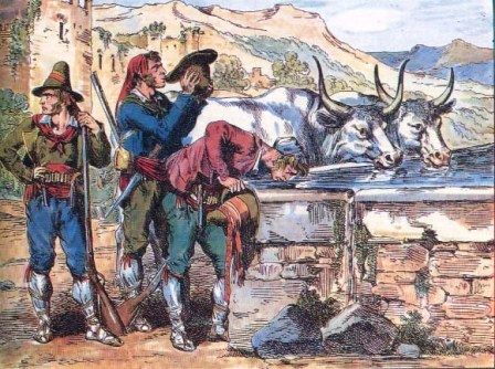 Briganti in Abruzzi