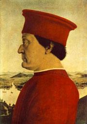 Massima litigiosità italica anche ai tempi di Federico di Montefeltro