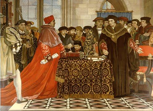 San Tommaso Moro (1478-1535) martire della Fede