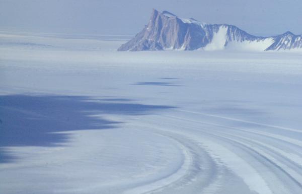 Ghiacciaio dell'Antartide (foto)