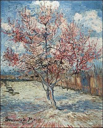 Gli influssi della pittura giapponese su Vincent.