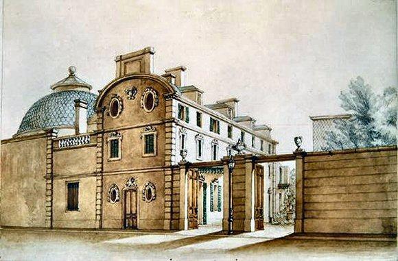 Casa di Balzac a Parigi