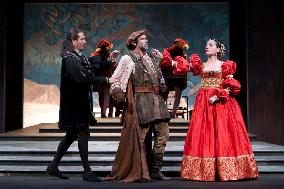 Teatro  Clasico de Madrid : una scena