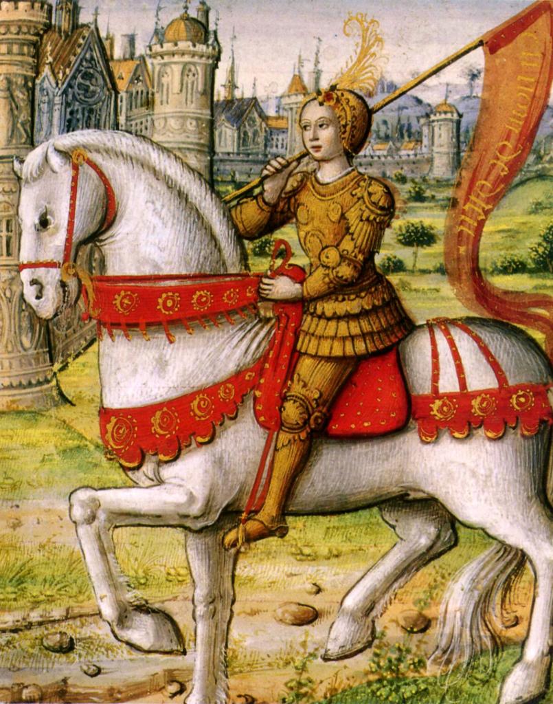 Giovanna d'Arco, la Pulzella d'Orléans