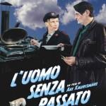 """Il poster italiano del film, migliore di quello originale finnico, che vuole ricordare troppo """"L'uomo senza volto"""" con Bogart"""