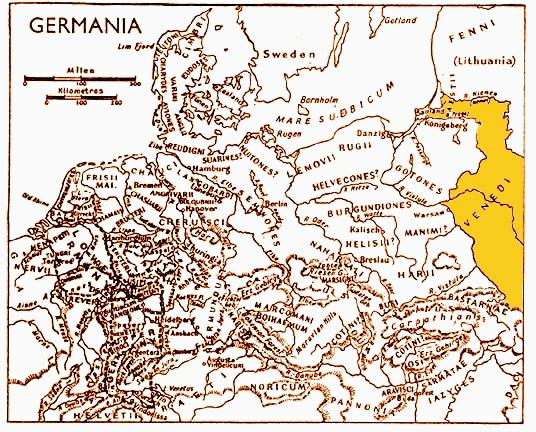 Tacito : De origine et situ Germanorum liber