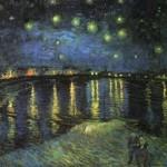 Vincent, Starry Night. Perché Van Gogh? perché era anche un filosofo.