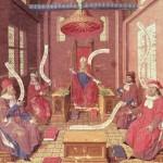 Jacques de Besançon: S. Agostino, Zenone, Varrone, Epicuro, Antioco