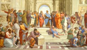 Ancora colpa di Parmenide?