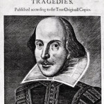 First folio delle opere del Bardo