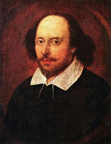 Il Bardo, cioè William Shakespeare