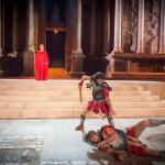 """""""Coriolano """" a teatro"""
