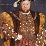 Enrico VIII, di Hans Holbein il GIovane