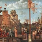 Arrivo degli ambasciatori inglesi a Venezia