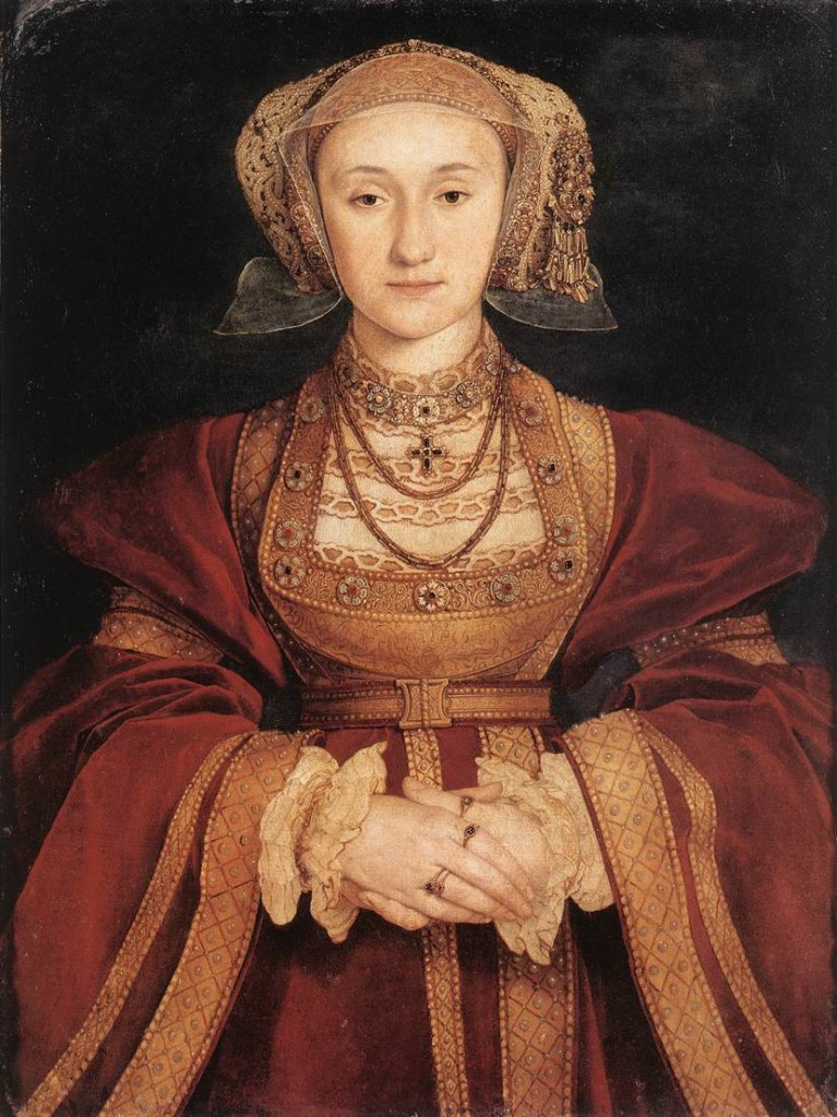 Anne Cleves, ultima moglie (Hans Holbein il Giovane)