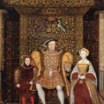 Enrico, Jane Seymour e il Principe Edoardo