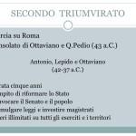 IL II Triumvirato