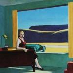 Hopper: Donna sola