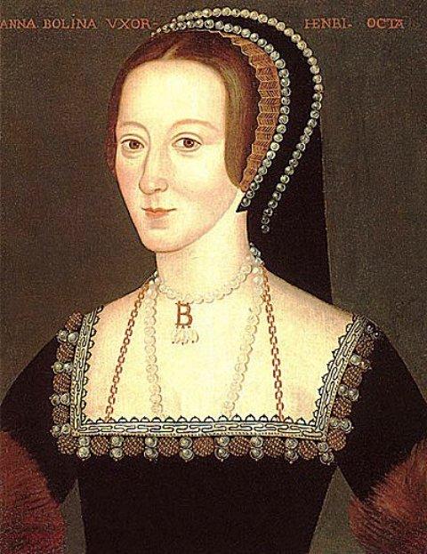 Anna Bolena, e la famosa collana di perle