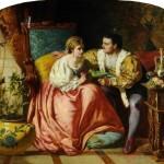 Anne & Henry, nella pittura di genere