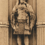 Sir John ha avuto anche una statua