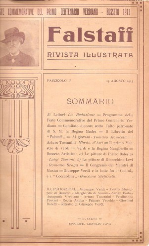 Falstaff & Verdi