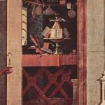 2014-057 Vittore_Carpaccio Sant'Agostino studio particolare
