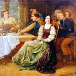 A tavola con Caterina & Petruccio