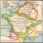 Gallia omnia divisa in partes tres