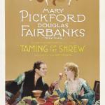 Poster del film (1929) con Douglas Fairbanks & Mary Pickford