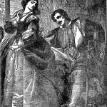 Petruccio corteggia Caterina