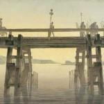 Cesare fa costruire un ponte sul Reno