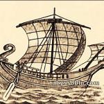 Nave oneraria (grano) romana