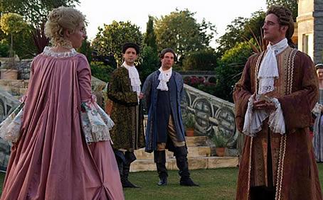 L'incontro del Re di Navarra con la Principessa di Francia