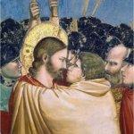 Giotto (Scrovegni): Il bacio di Giuda