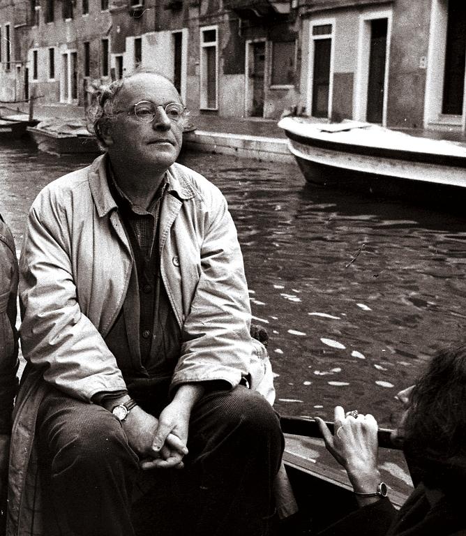Brodskij a Venezia